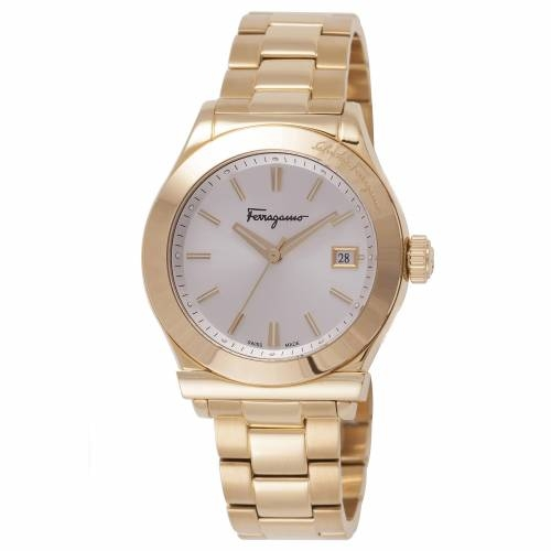 Ferragamo 1898 Gent Watch, Gold