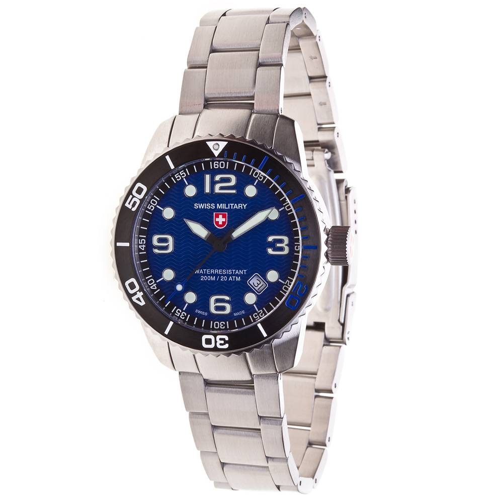 Swiss Military Watches  - MARLIN, Blue