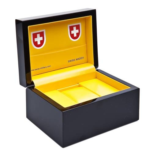 Swiss Military Watches - SEEWOLF I SCUBA, Black