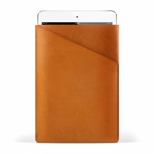 Leather iPad Mini Sleeve | Slim Fit iPad Mini Sleeve | Mujjo