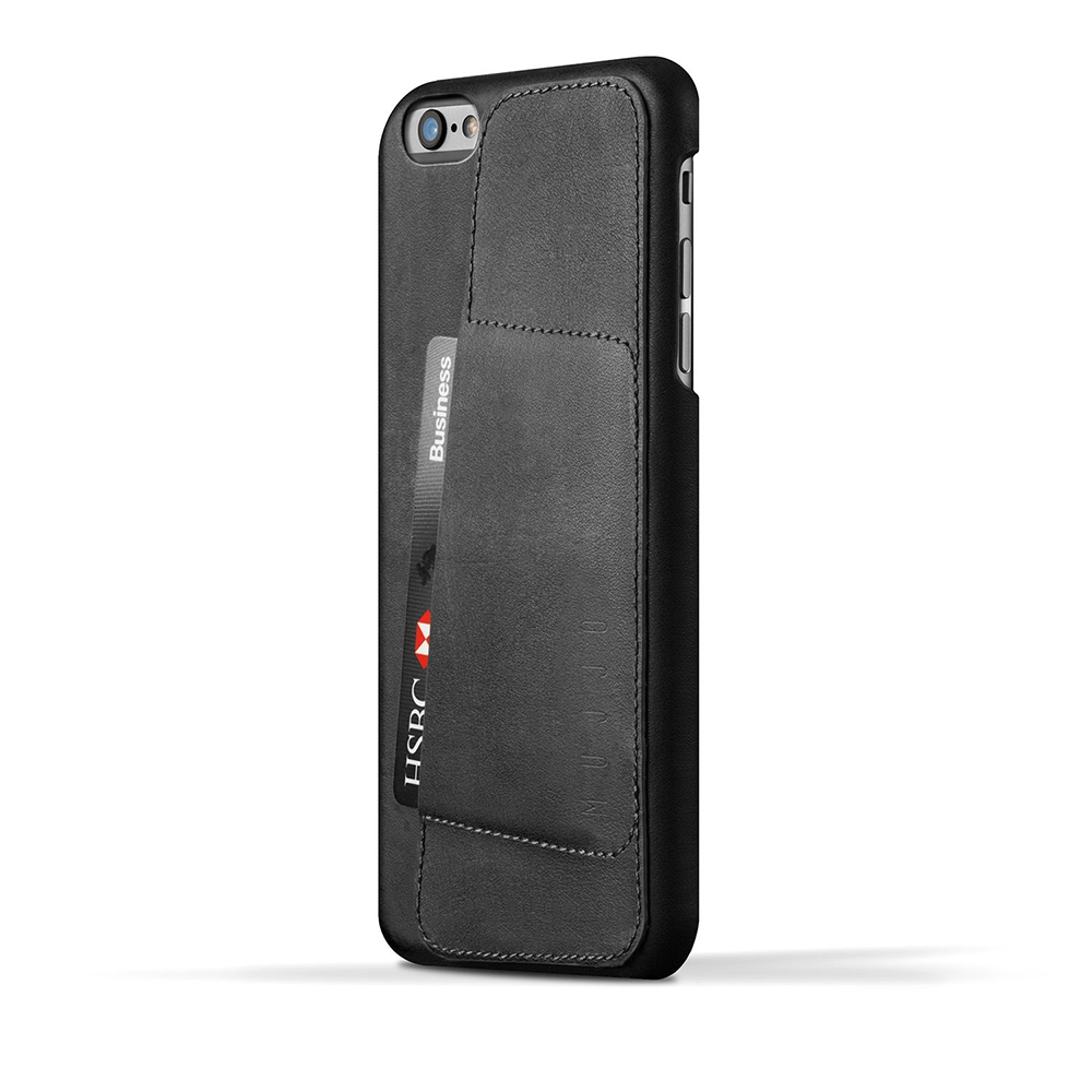 Leather Wallet Case 80° for iPhone 6 Plus | Mujjo