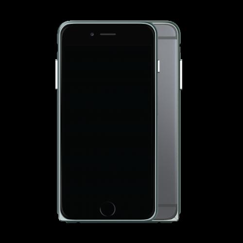Slim Aerospace Aluminum Bumper for iPhone 6s Plus,Space Gray