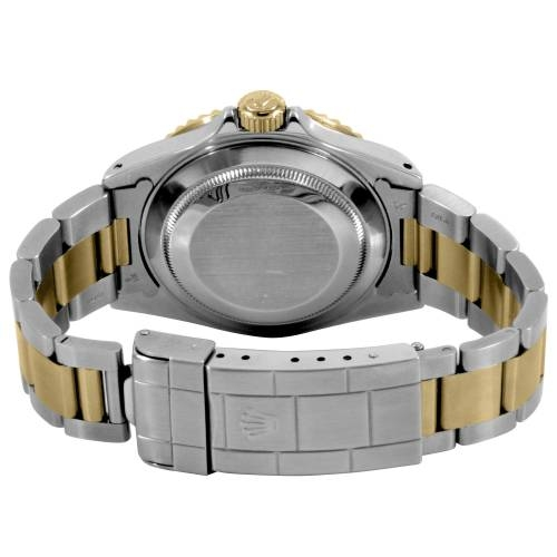 Rolex Men's Stainless Steel and Yellow Gold Submariner