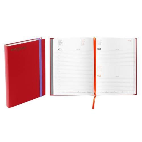Daily Diary, Red