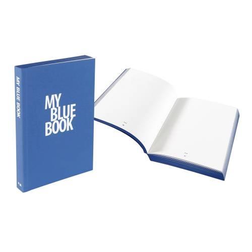 Designer A5 Journal, Blue