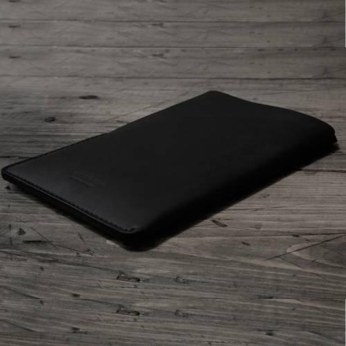 Matte Black iPad Mini Carry Sleeve - Grams28