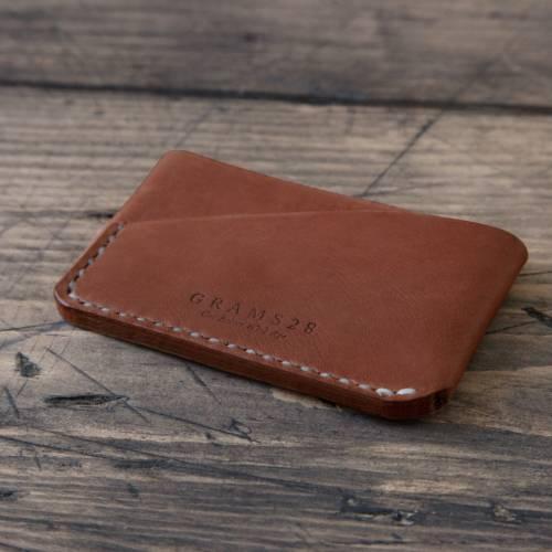 Leather Card Holder - Grams28