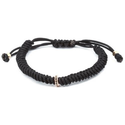 Black & Rose Elegance Cord