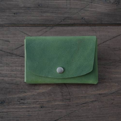 Green Snap Wallet
