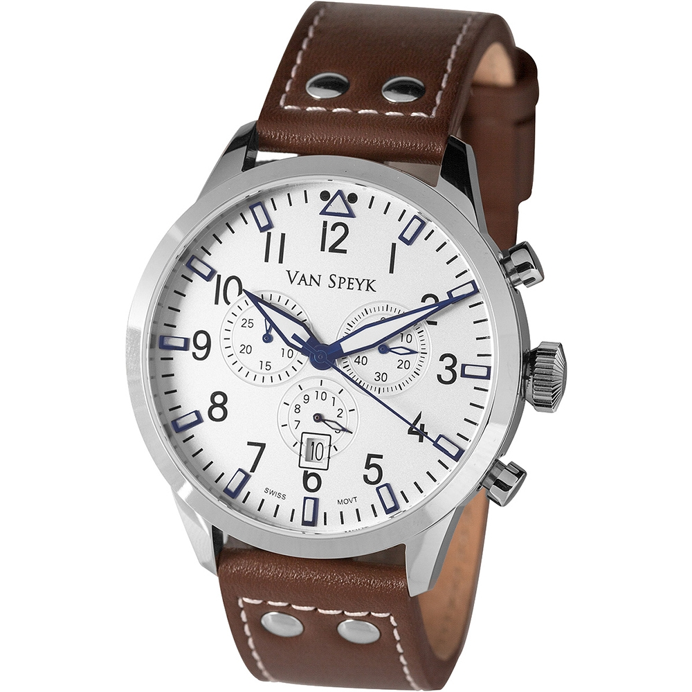 Van Speyk Dutch Pilot DW Watch