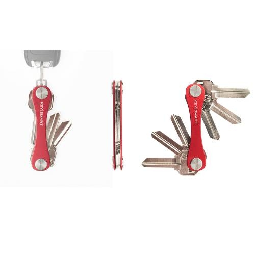 Keysmart Standard | Red | Aluminum Ultra Lightweight Key