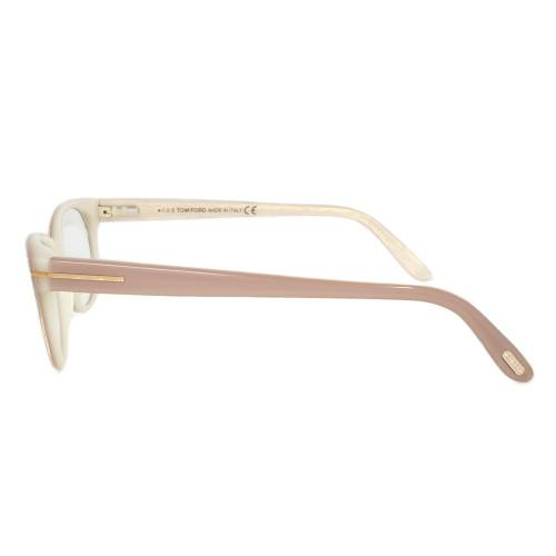 Light Brown Eyeglasses Frame   Size 53