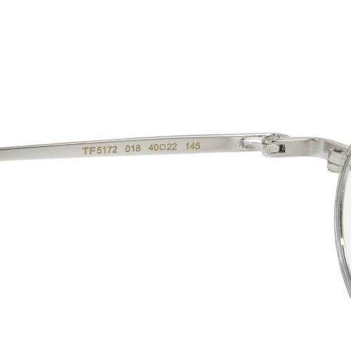 Light Gunmetal Eyeglasses Frame | Size 40