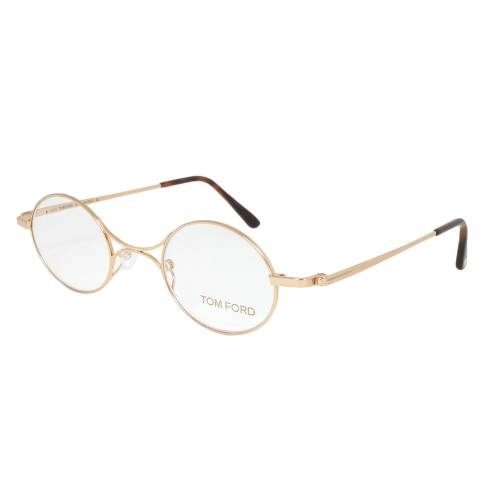 Gold Eyeglasses Frame   Size 40