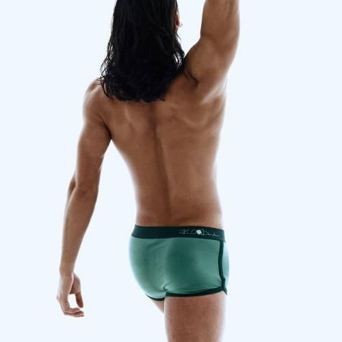 Kim Denzler 2-pack Boxer Briefs | Blue + Green