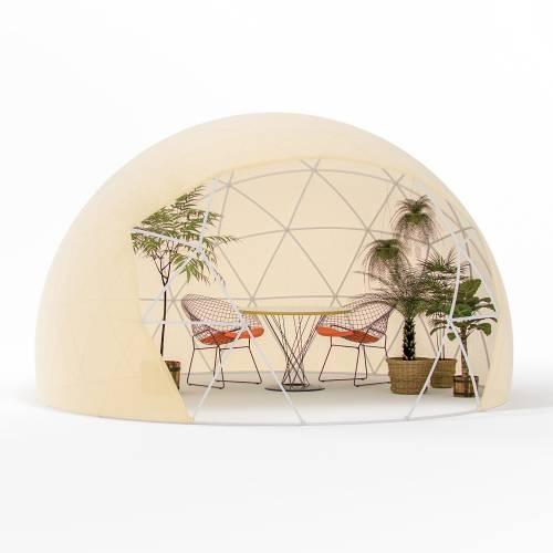 Garden Igloo   Canopy Cover