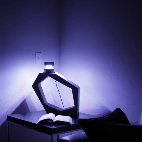Cfab Studios | Black AH-Lite Table Lamp