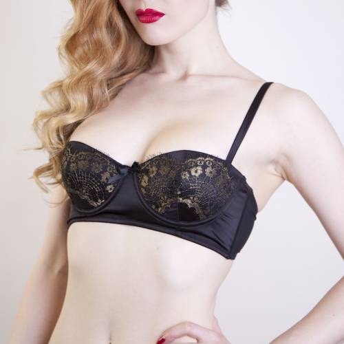 Penelope Eyelash Bra