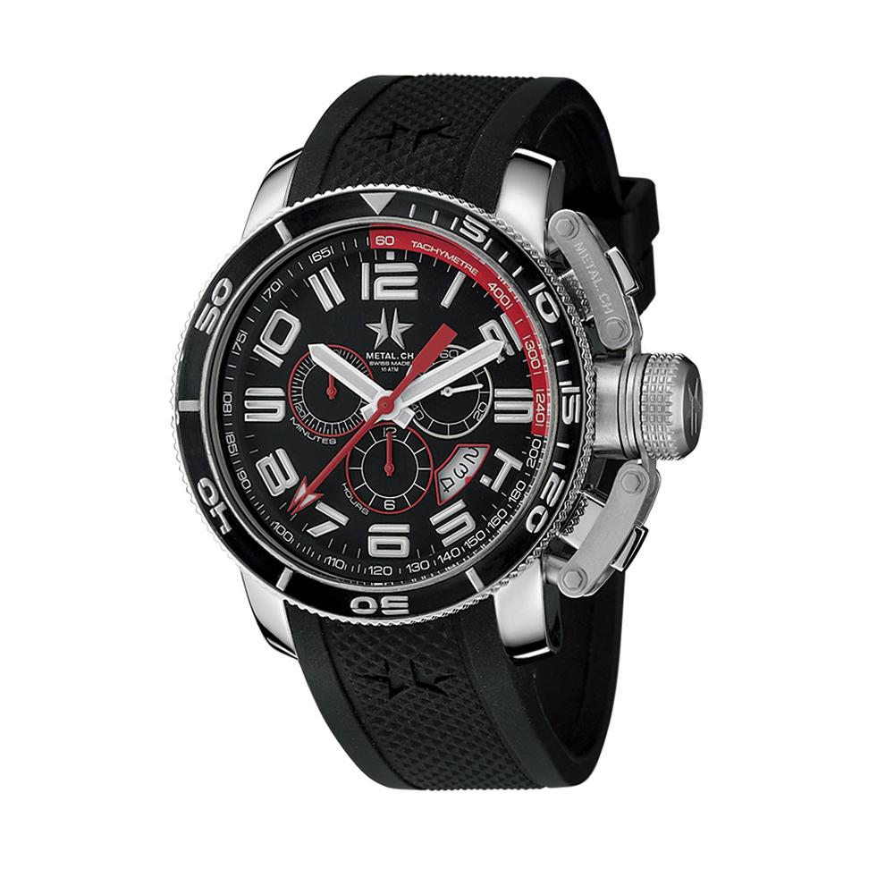 Metal CH Watch   Diver 3120