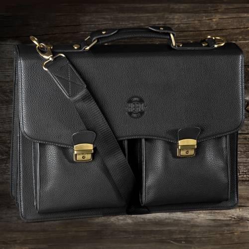 Eisenhower Briefcase   Hero Goods