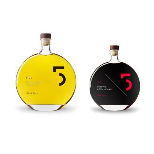 Starter Olive Oil & Vinegar Set