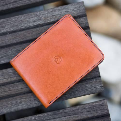 Slim Leather Wallet | Danny P