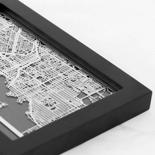 Baltimore | Cut Maps