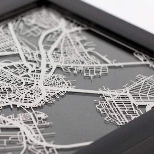 Boston   Cut Maps