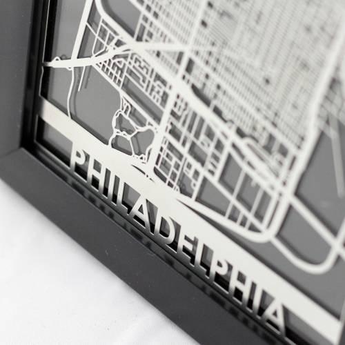 Philadelphia   Cut Maps