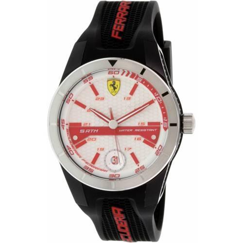 Ferrari Red Rev