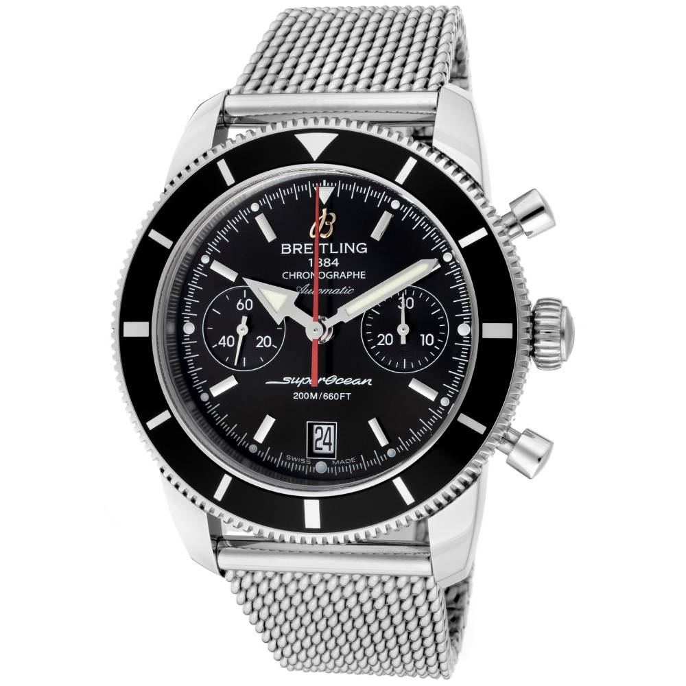 Superocean Heritage Auto Chrono   Breitling Watches