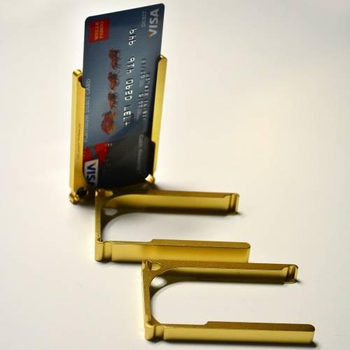 DM1: 8-Card Aluminum Wallet | Decadent Minimalist