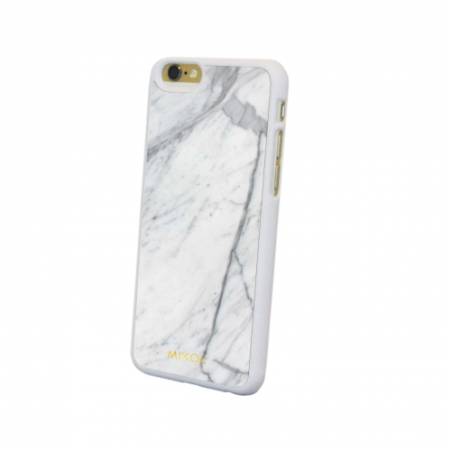 White Carrara for iPhone 6/6 Plus