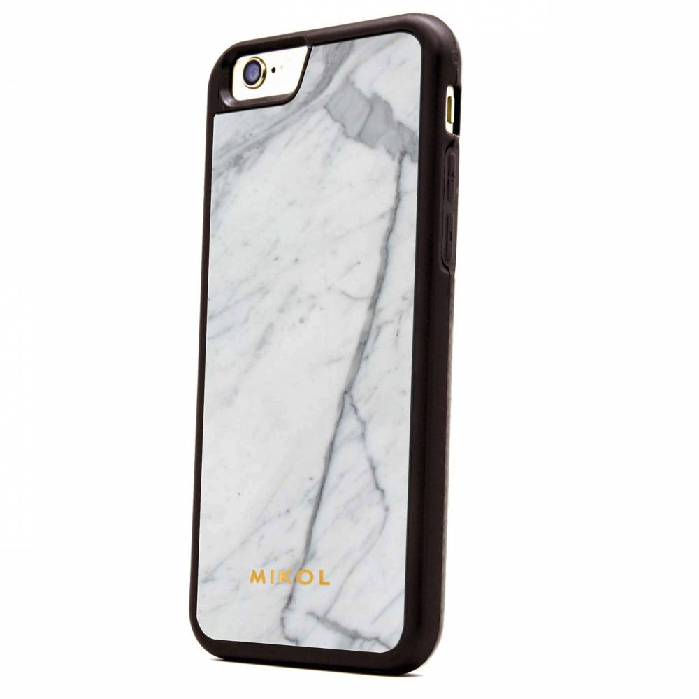 White/Black Carrara for iPhone 6/6 Plus | Mikol
