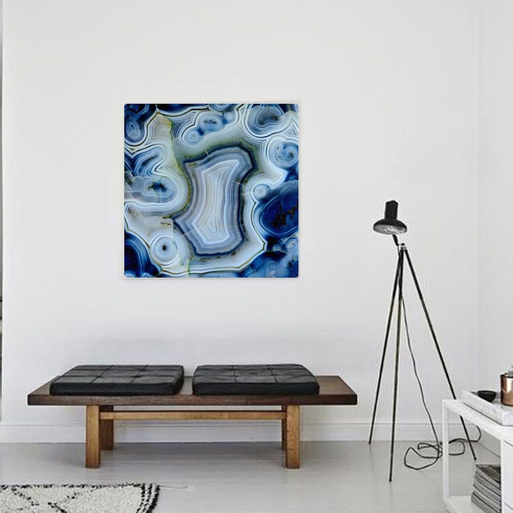 Blue Wonder Canvas Print   Vivienne East