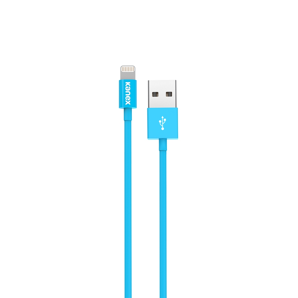 Charge and Sync Cable with Lightning Connector (4FT) | Kanex