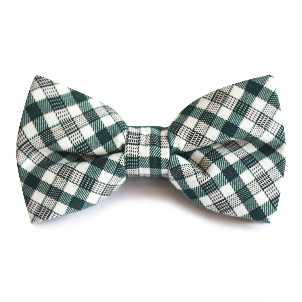Columbia Plaid Bow Tie | The Tie Bar
