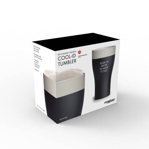 Self-Cooling Tumblers (Set of 2) | Magisso