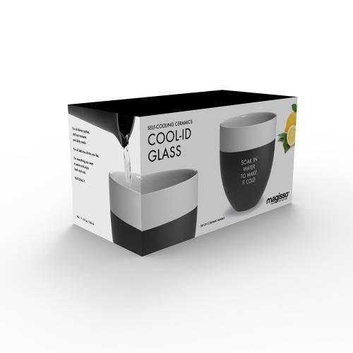 Self-Cooling Glasses (Set of 2)   Magisso