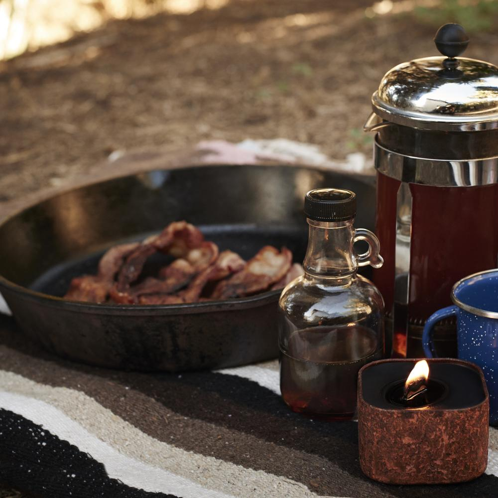 Cowboy Breakfast - Coffee Bacon   Wild Well Supply Candles