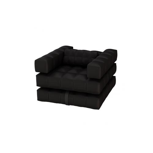 Armchair Set | Matte Black