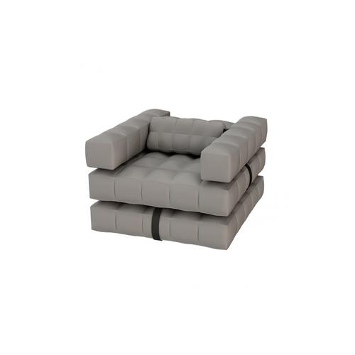 Armchair Set | Stone Gray
