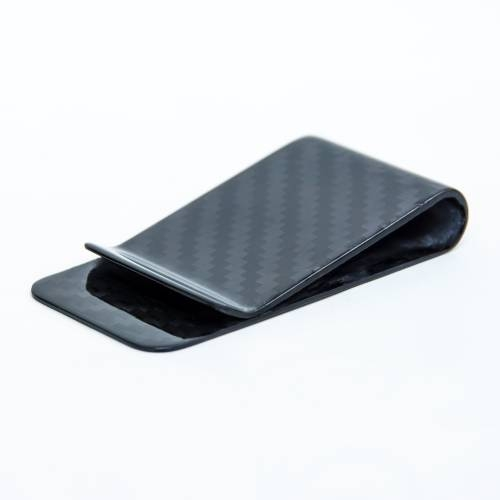 Money Clip | Carbon Fiber