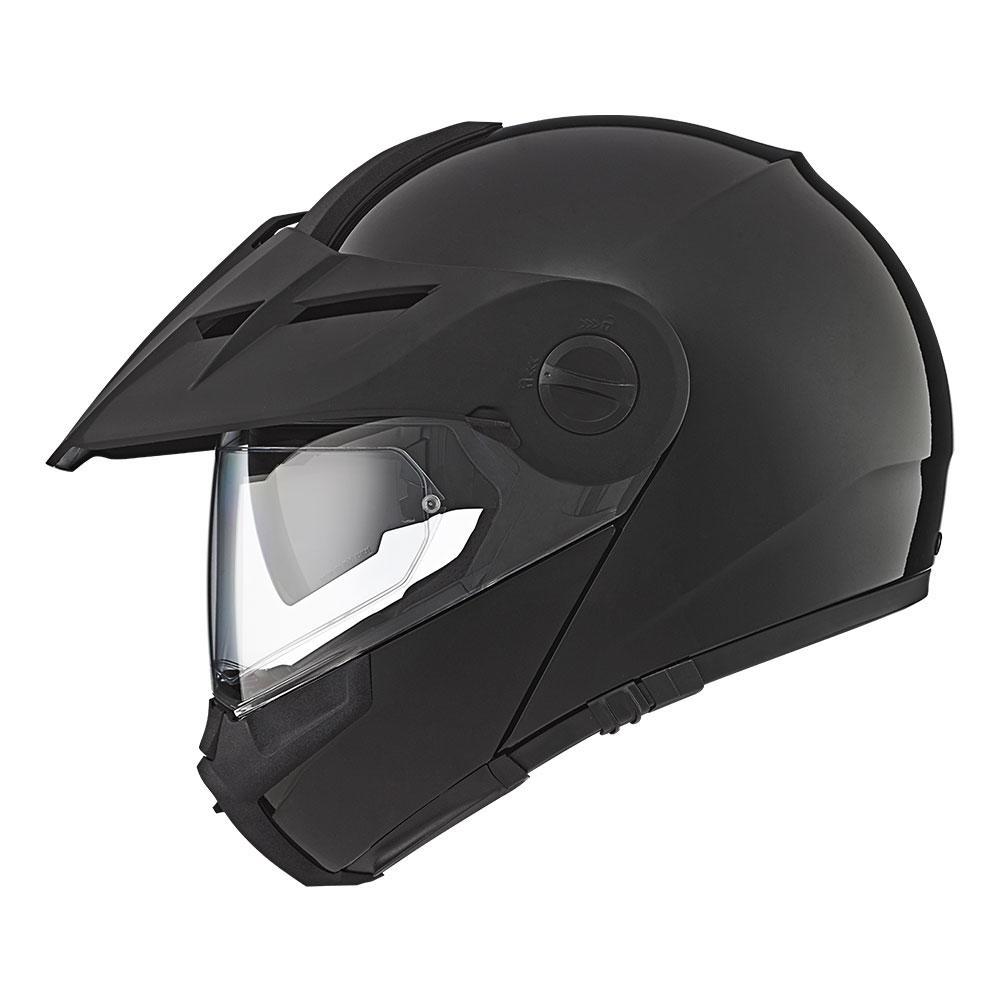 E1   Gloss Black   Schuberth Helmets