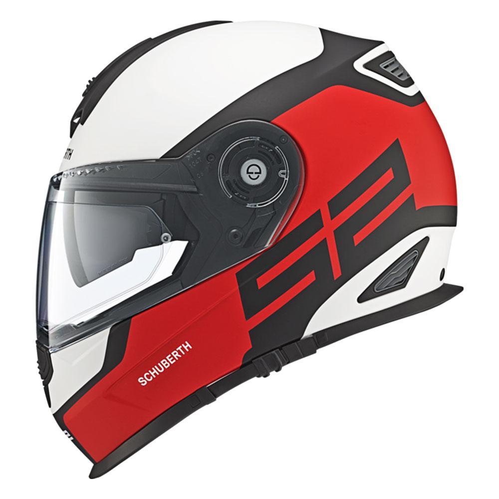 S2 | Sport Elite Red | Schuberth Helmets