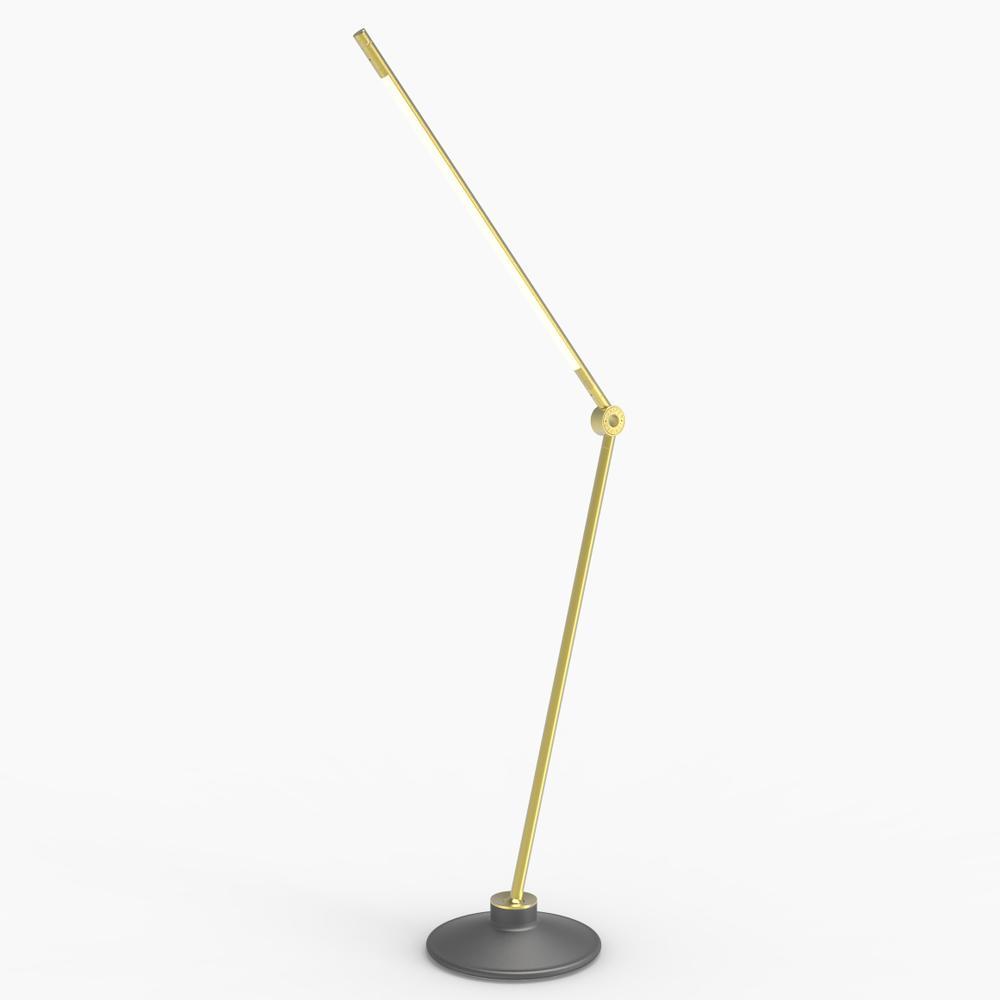 Thin S Desk Lamp | Black | Juniper Design