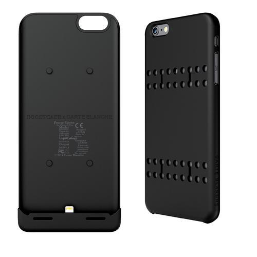 2700mAh Boostcase iPhone 6/6s Plus | Black | Boostcase