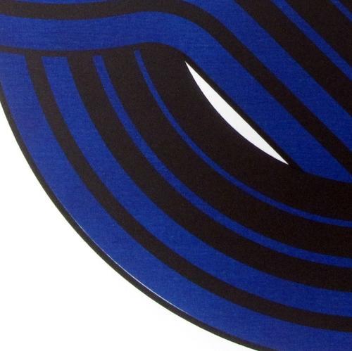 Knot // Blue | MidcenturyArt