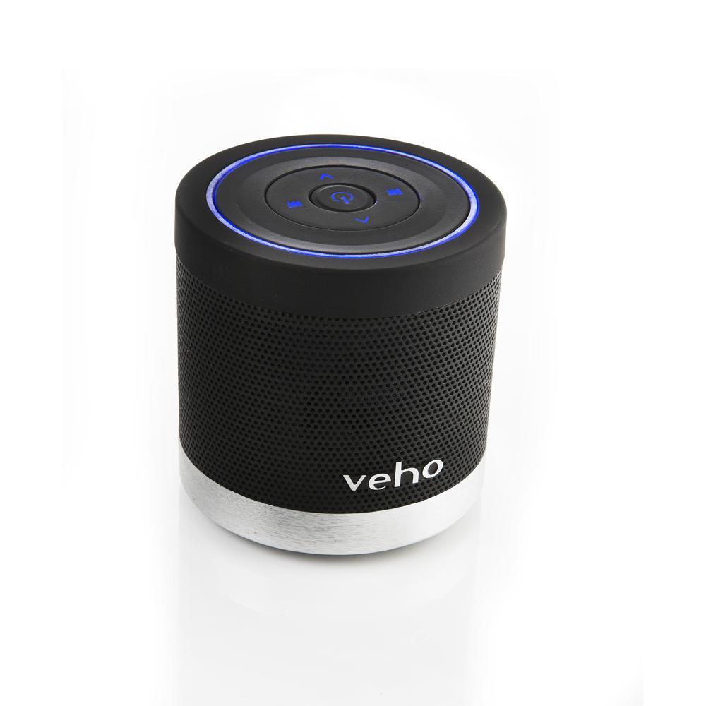 M4 Bluetooth Speaker | Black | Veho