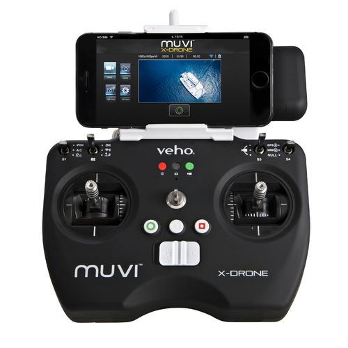 MUVI-X Drone Quadcopter | Veho